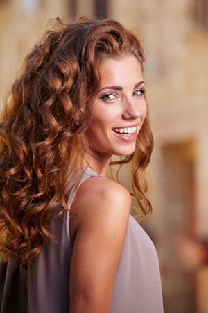 The Wrong Ways To Style Curly Hair