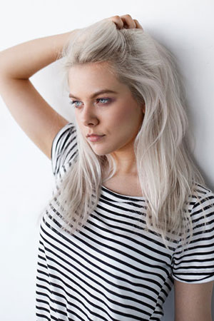 Can Grey Hair Be Sexy?