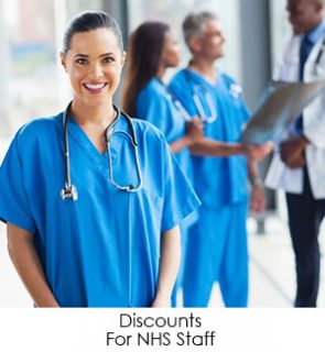Discounts For NHS Staff