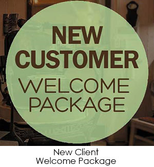 Welcome Package, New Client Offer, McGills Hairdressing Salon, Hair Salon, Edinburgh