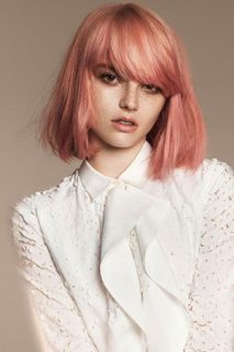 Wear it Pink at McGills Hairdressing