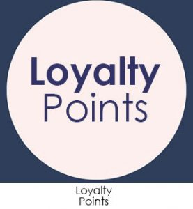loyalty points at McGills Hairdressing Salon in Edinburgh