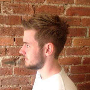 TEXTURISED MENS HAIR CUTS TOP HAIR SALON IN EDINBURGH