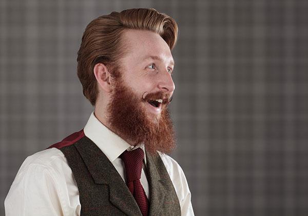 Men's hair salon Edinburgh