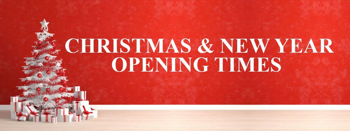 Christmas Opening Times, Hair Salon, Edinburgh