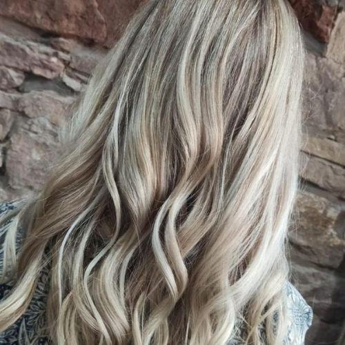 Blonde Colour Correction