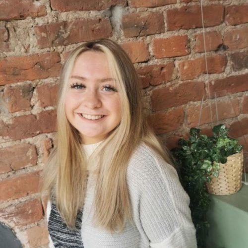 Sophie, McGills Hairdressing Salon in Edinburgh