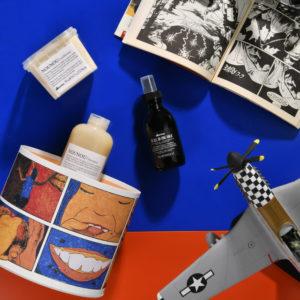 Davines Nourishing Dream Gift Set McGills Hairdressing Salon in Edinburgh