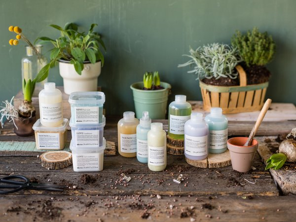 Davines Products McGills Hairdressing