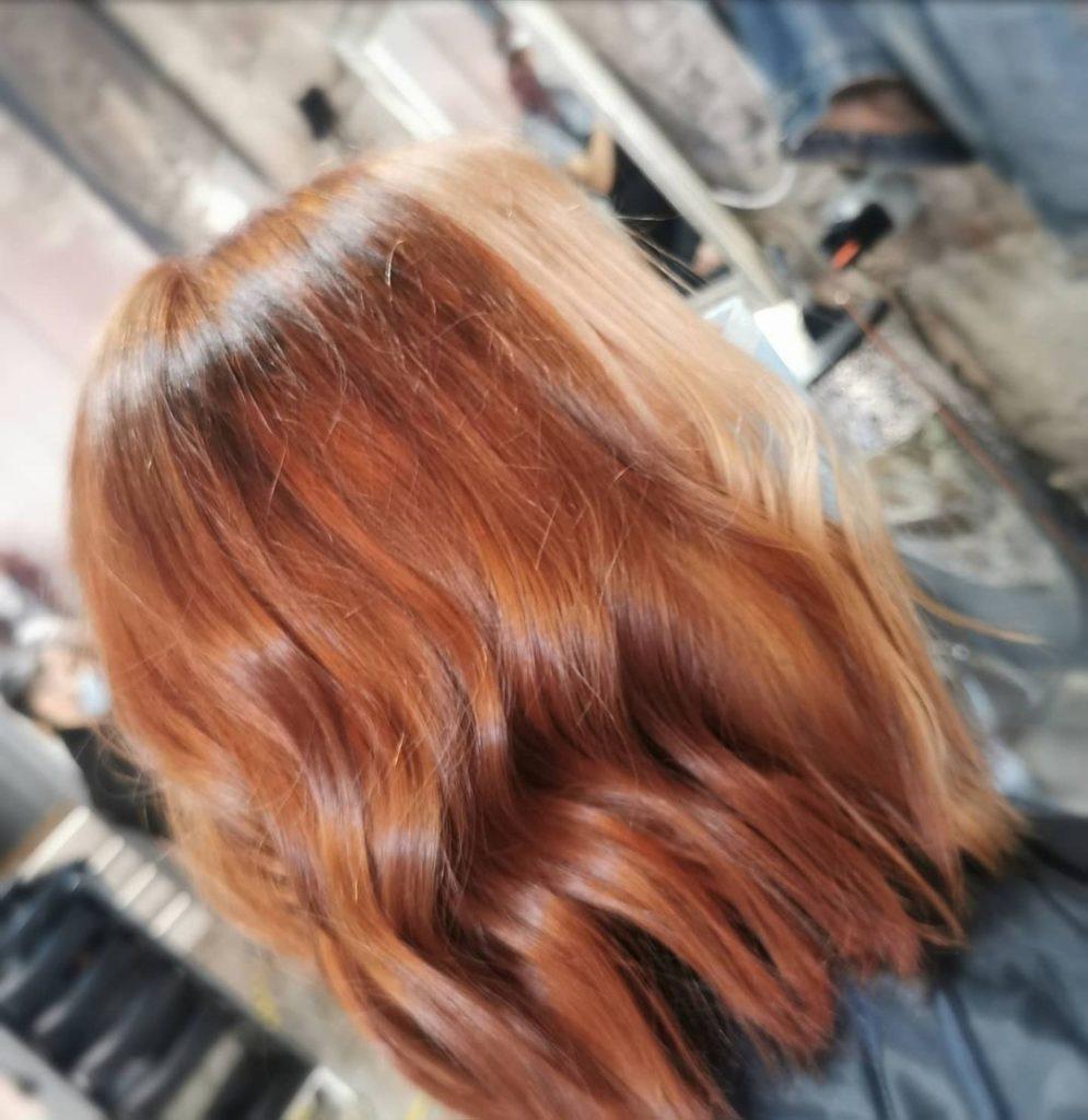 Face Framing Highlights, Hair Cuts, Hair Colour and Hair Styling at McGills Hairdressing Salon in Edinburgh