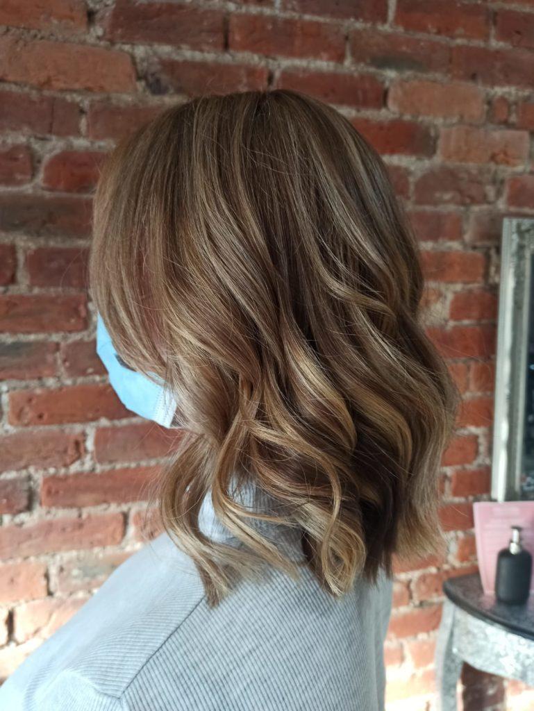 Hair Cuts, Hair Colour and Hair Styling at McGills Hairdressing Salon in Edinburgh