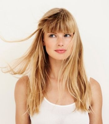 Hairstyles With Fringes McGills Hairdressing in Edinburgh