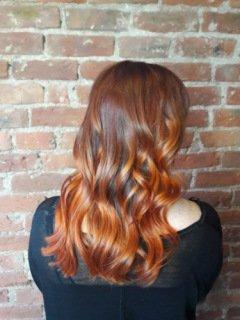 Award-Winning Hair Colour Services at McGills Hairdressing Salon in Edinburgh