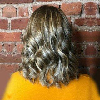 Professional Balayage Hair Colour at McGills Hairdressing Salon in Edinburgh