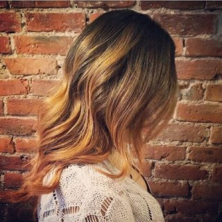 Professional Balayage Hair Colour at McGills Hairdressing Salon in Edinburgh